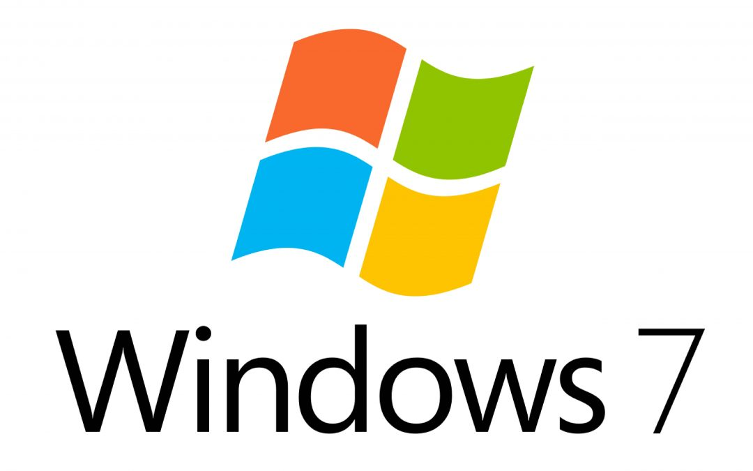 Windows 7 & Windows Server 2008 End of Support