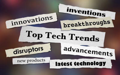 Tech Trends for Business