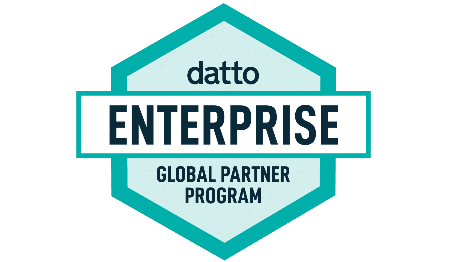 Datto Transparent Partner Logo