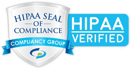 TPM | HIPAA Verified | Seal of Compliance